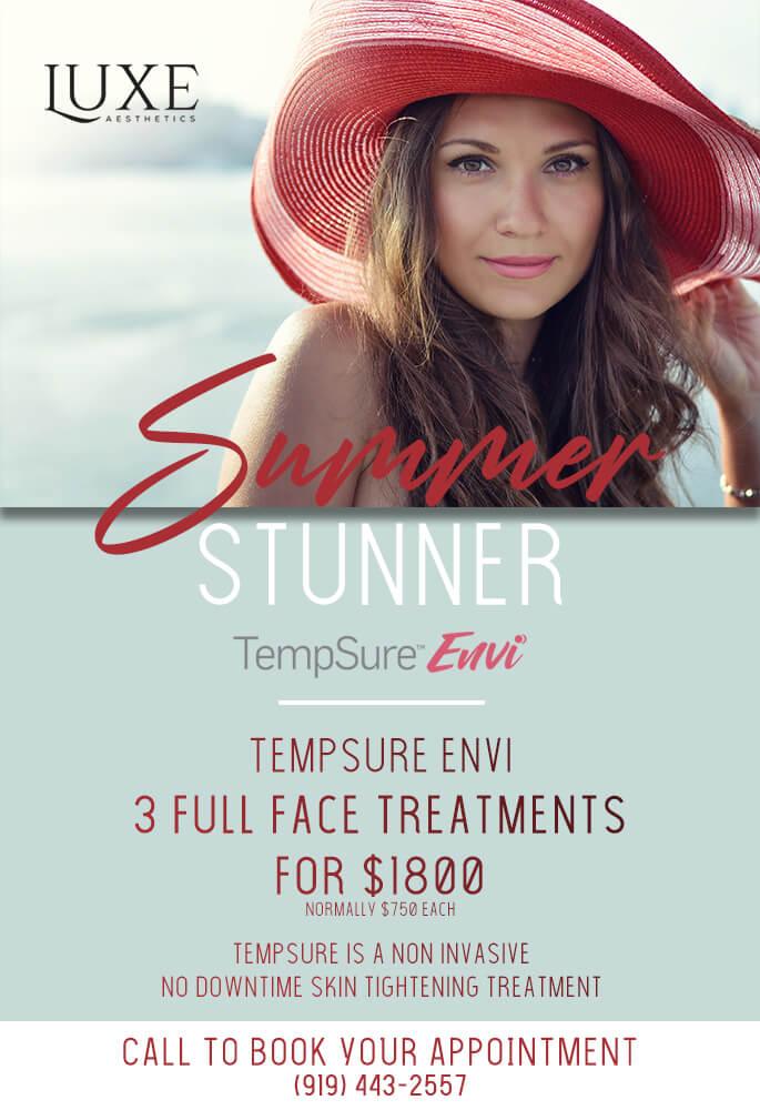 TempSure ENVI Special 2019!